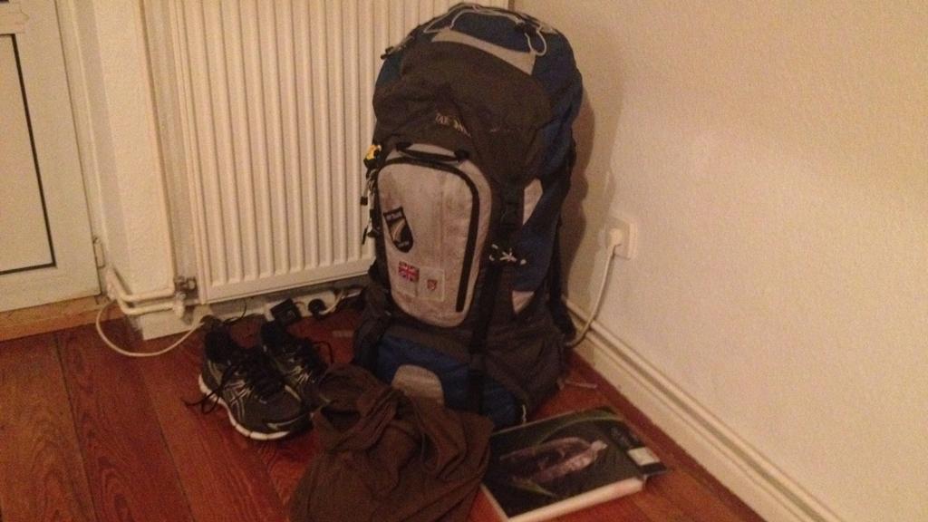 Sack und Pack für Panama