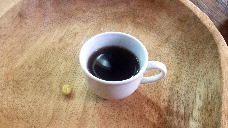 Von der Bohne zum Kaffee