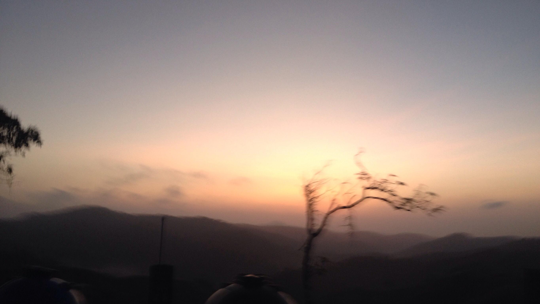 Morgengrauen in de Comarca Guna Yala
