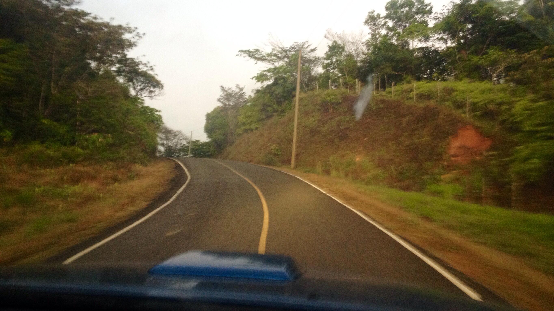 Anreise zur Comarca Guna Yala