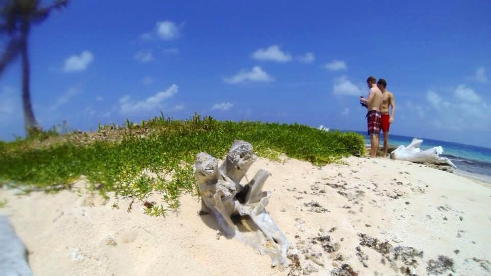 Kleinste Insel des Archipels