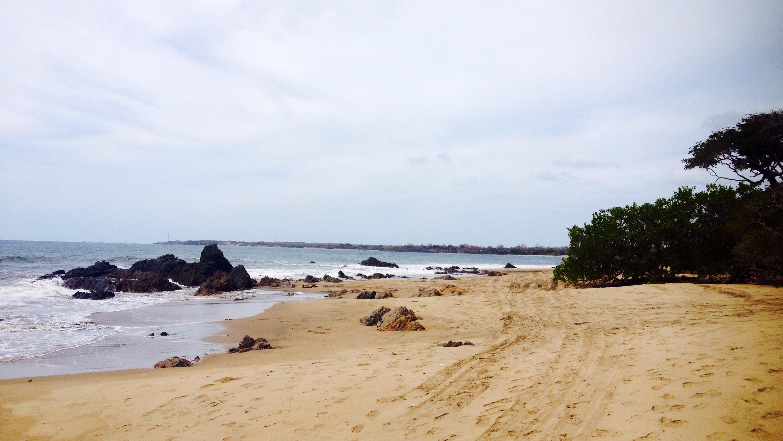 Playa La Garita - wie ausgestorben