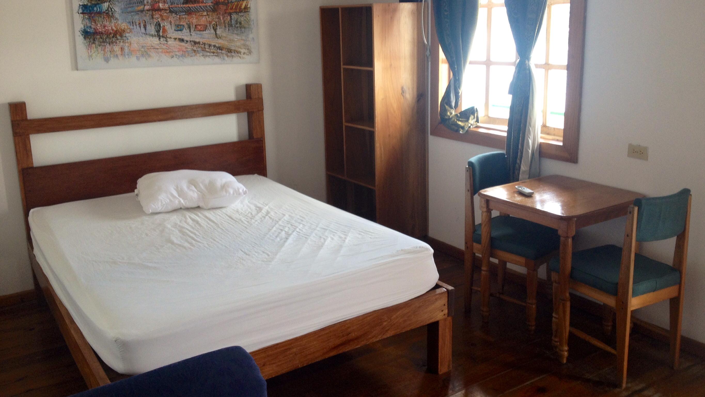 Unser Zimmer im Hotel Olas - Bocas del Toro