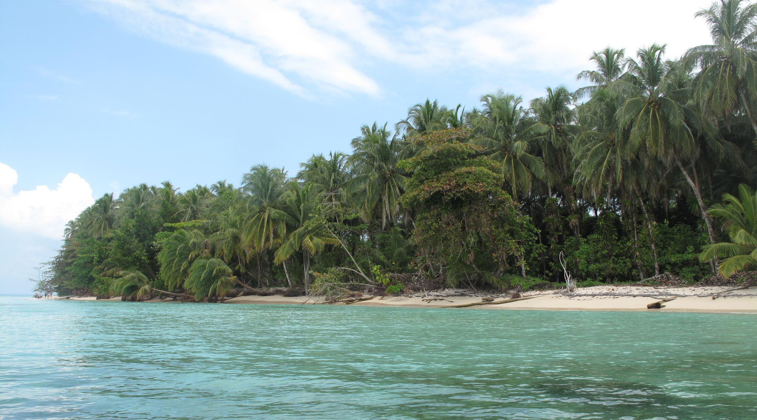 Traumhafte Insel im Archipel Bocas del Toro