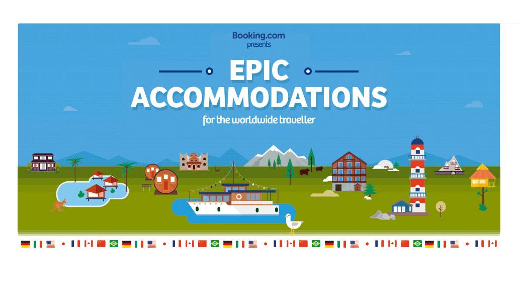 Einzigartige Unterkünfte mit Epic Accommodations